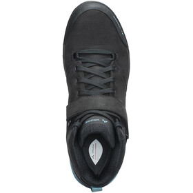 VAUDE AM Moab Mid STX Shoes, phantom black